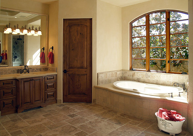 Napa East mediterranean-bathroom