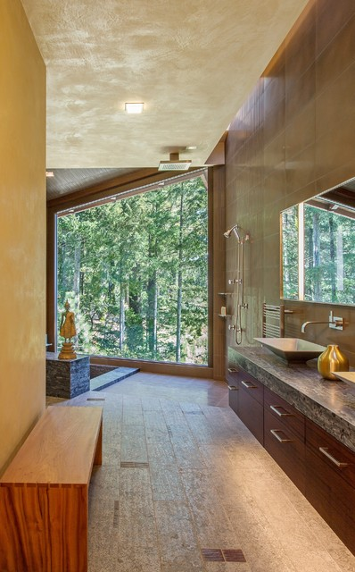 Napa valley contemporary bathroom san francisco by for Bath remodel napa ca