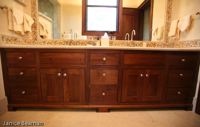 Napa valley residence for Bathroom remodel 33411