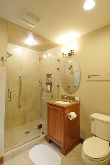 Naperville Bathroom traditional-bathroom