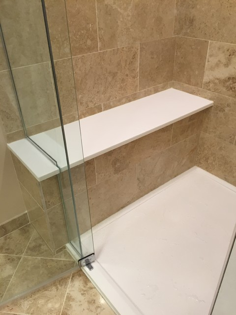 Popular Naperville Master Bath  Contemporary  Bathroom  Chicago  By HJ
