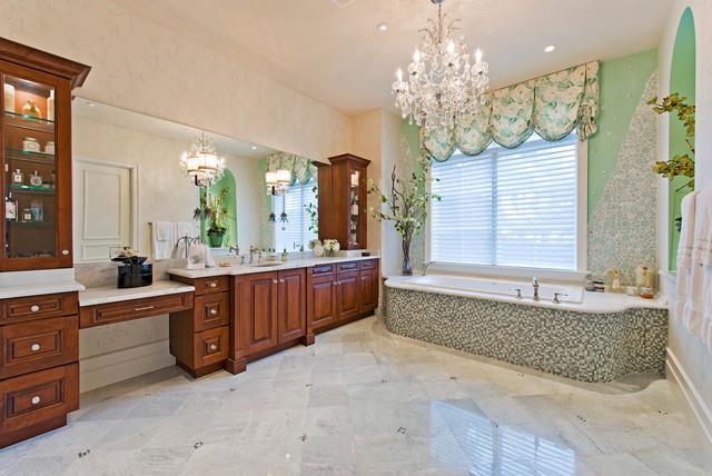 Naples design project traditional bathroom other for Bathroom decor naples fl