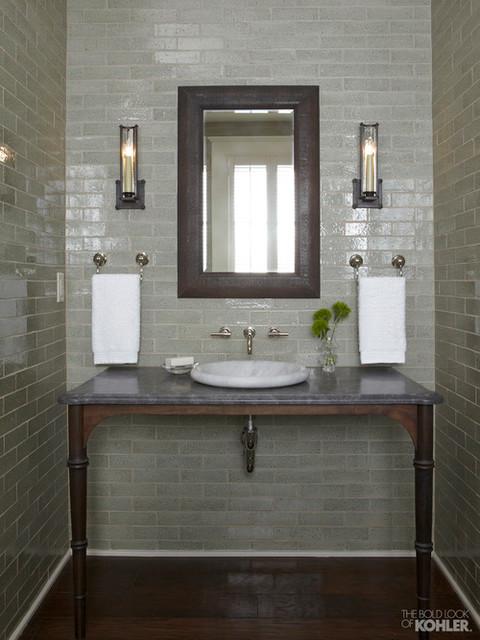 Bathroom Fixtures Milwaukee nashville farmhouse bathroom - farmhouse - bathroom - milwaukee