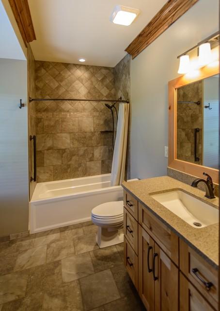 Natural Farmhouse Beauty farmhouse-bathroom
