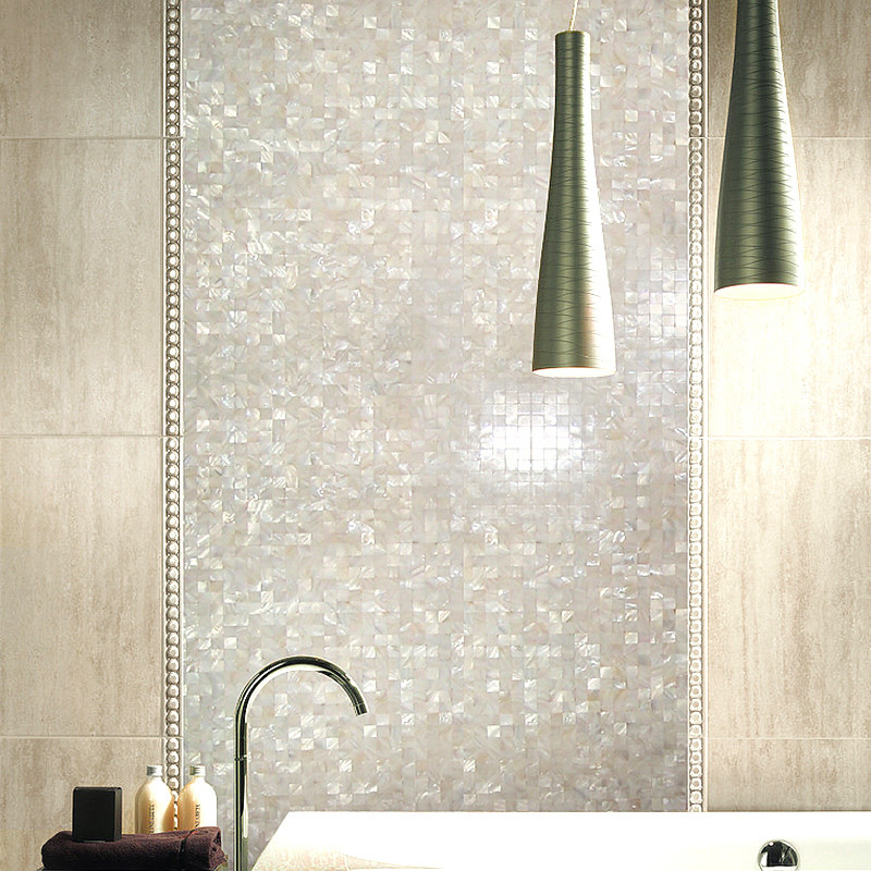 Example of a trendy bathroom design in Other