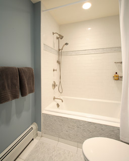 Tiled Tub Shower Combo Bathroom Ideas15 Ultimate Bathtub And
