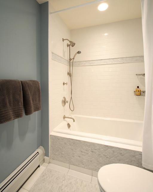 Nautical Bathroom Contemporary