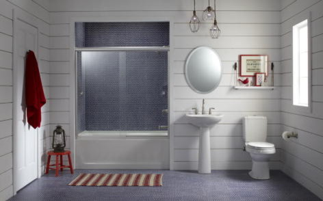 Nautical Bathroom Traditional Other Metro By Sterling