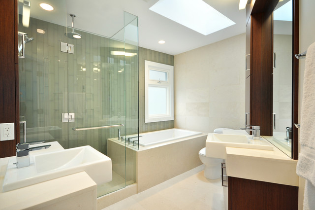 Navo Design Studio contemporary-bathroom