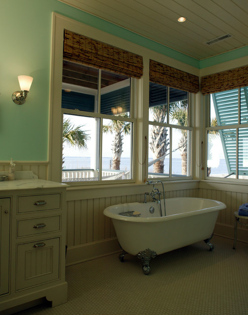 nc costal house traditional bathroom wilmington by