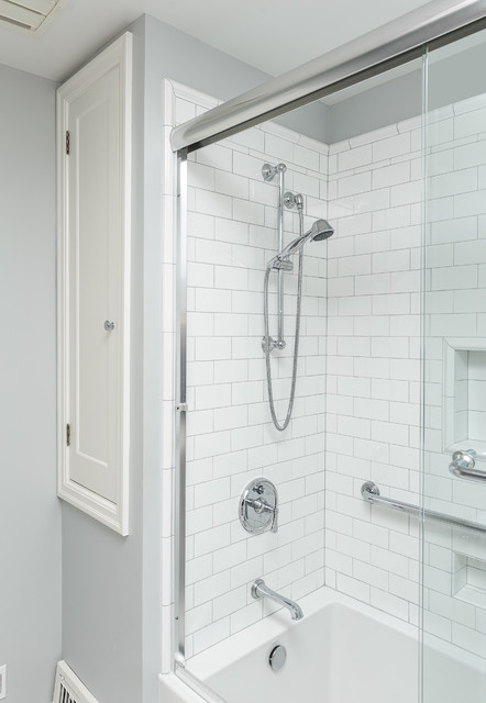 Ne Portland Kitchen And Bath Traditional Bathroom