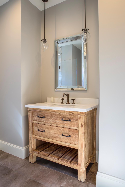 Needham, MA Guest Bathroom