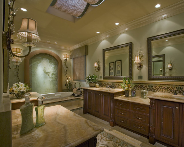 Nellie gail ranch master bath award winning complete for Award winning bathroom designs