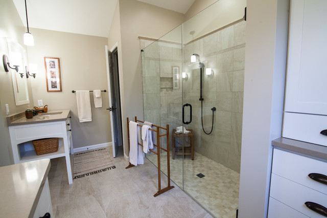 Nelson Bath Remodel Contemporary Bathroom Other