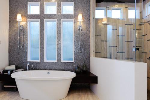 Prairie Style Bathroom Tile-st.houzz.com