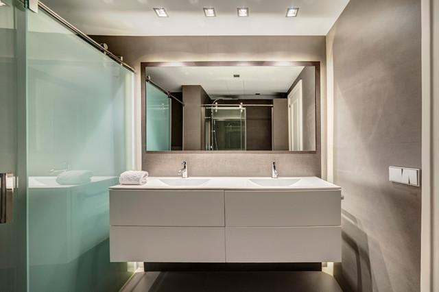 Neolith skintouch bathrooms contempor neo cuarto de for Diseno de habitacion de estilo contemporaneo