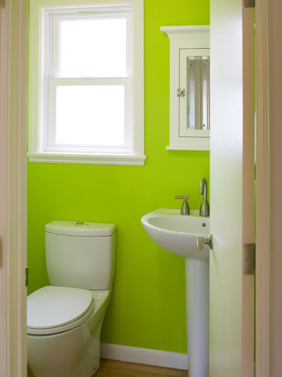 Lime green bathroom design ideas pictures remodel and decor for Bathroom decor light green