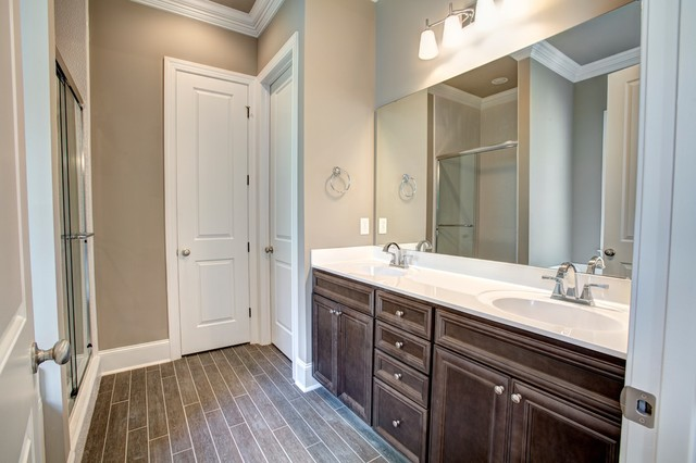 New 1890s cottage the chapman traditional bathroom for 1890 bathroom design