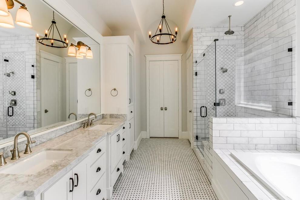 Traditional Bathroom, Bathroom Renovation New Orleans