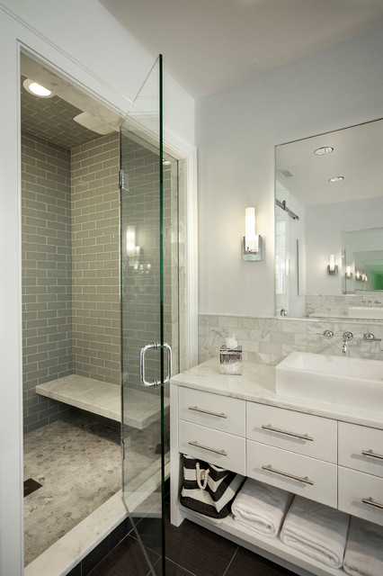 new albany contemporary bathroom columbus by