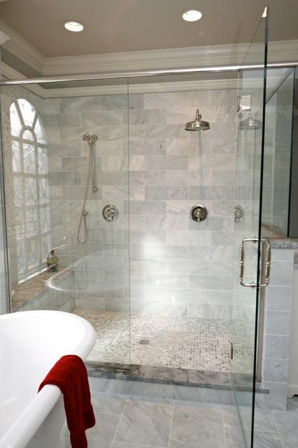 New Albany Ohio Bath Remodel Traditional Bathroom Columbus By Dream Baths By Kitchen Kraft