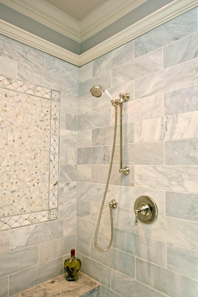 New Albany Ohio Bath Remodel - Traditional - Bathroom ...