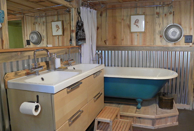 Wood And Tin | Houzz