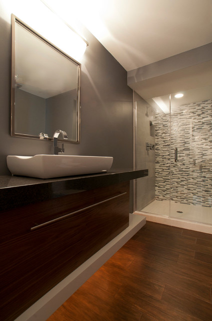 guest bath modern bathroom minneapolis by jim kuiken design
