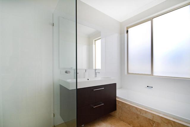 New Build Wilson Perth Wa Modern Bathroom
