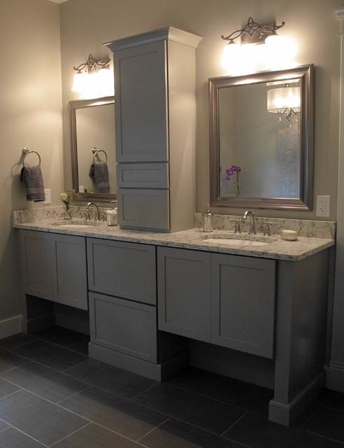 Van Veghten Construction - New Construction Battel Ridge traditional-bathroom