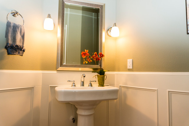 New Construction - Contemporary Executive Home - Milwaukie, OR traditional-bathroom