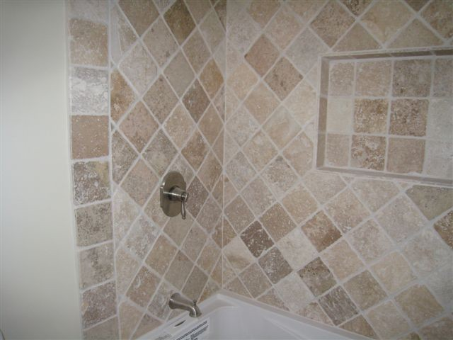 New construction of a Home in West Los Angeles traditional-bathroom