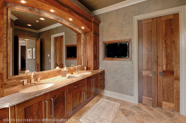 New Construction (Rose) traditional-bathroom