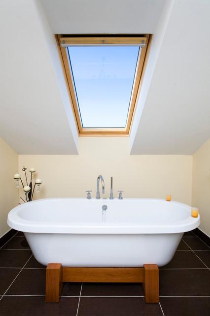 Bathroom Renovation Kildare new dwelling, co. kildare - transitional - bathroom - dublin -