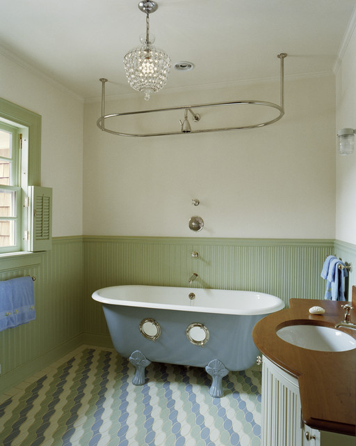 New England Estate - Traditional - Bathroom - New York - by BWArchitects
