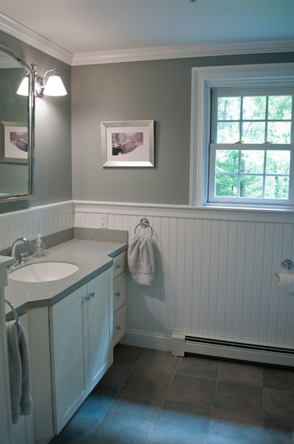 New England Interior Updates Traditional Bathroom Boston By PNB Inter
