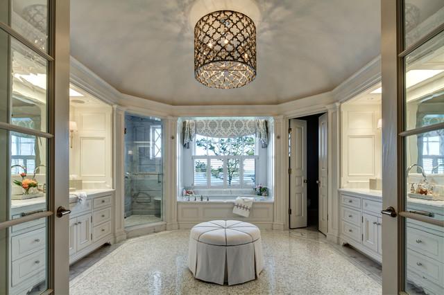 New England Shingle Style Residence Transitional