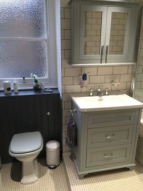 New England Style Bathroom