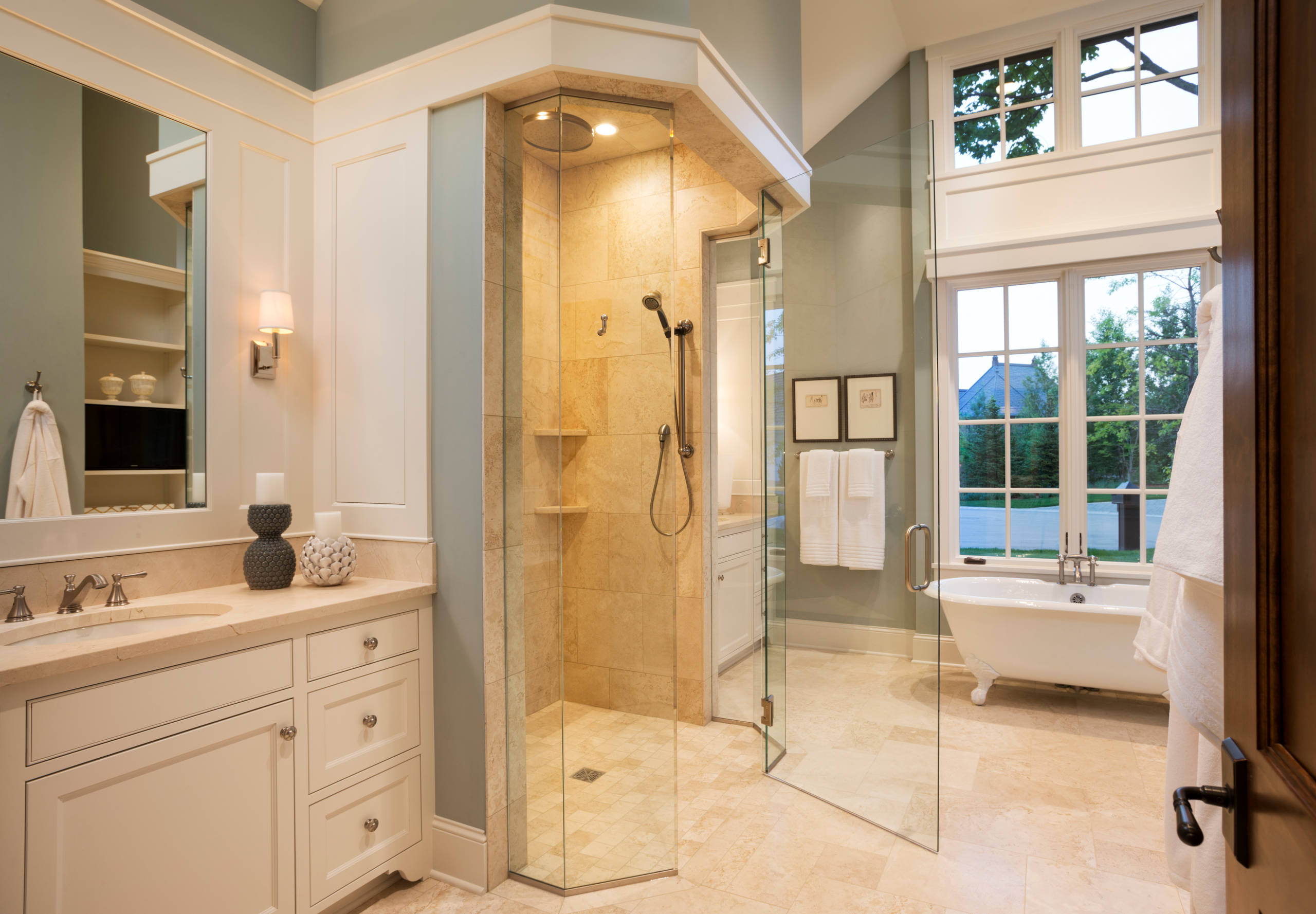 75 Beautiful French Country Bathroom Pictures Ideas January 2021 Houzz