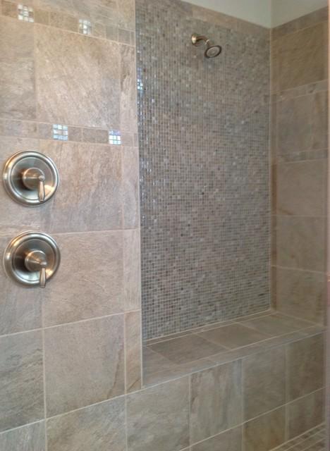 New home build apex nc classique chic salle de bain - Salle de bain classique chic ...