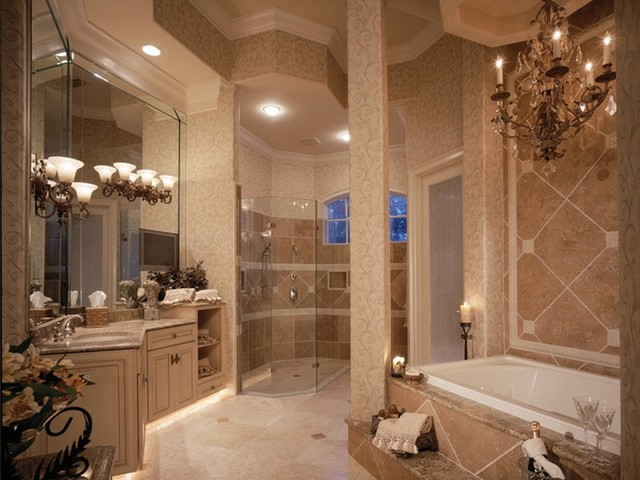 new ideas for your master bathroom transitional