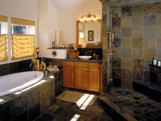 New Residential Home in Saratoga Springs traditional-bathroom