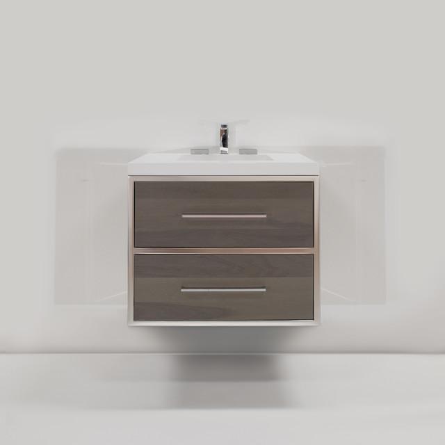 New Wall Hung Bathroom Cabinets
