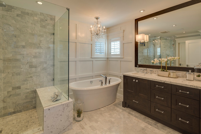 New west classic - Pictures of bathroom designs ...