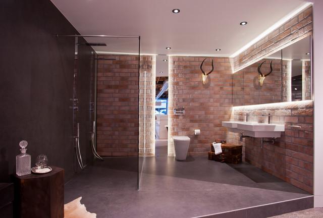 New York Loft Modern Bathroom Other Metro By Du Bois Design Ltd