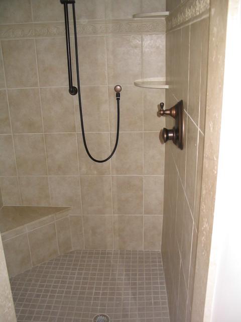 Newbauer residence traditional-bathroom