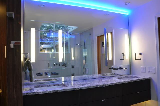Original Newcastle Habourside Bathroom
