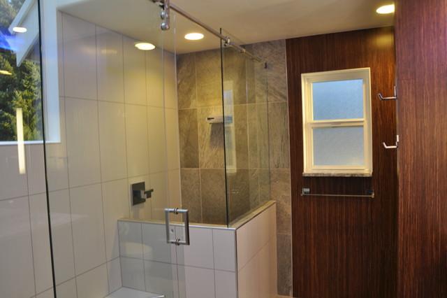 Unique Newcastle Master Bath Contemporarybathroom