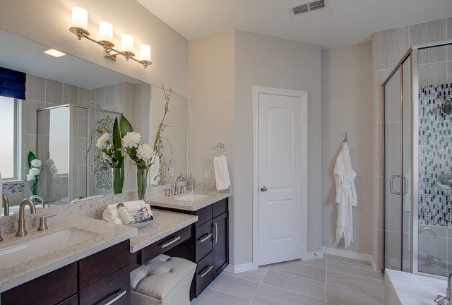 Newmark homes houston sienna plantation south vienna for Bathroom interior design houston