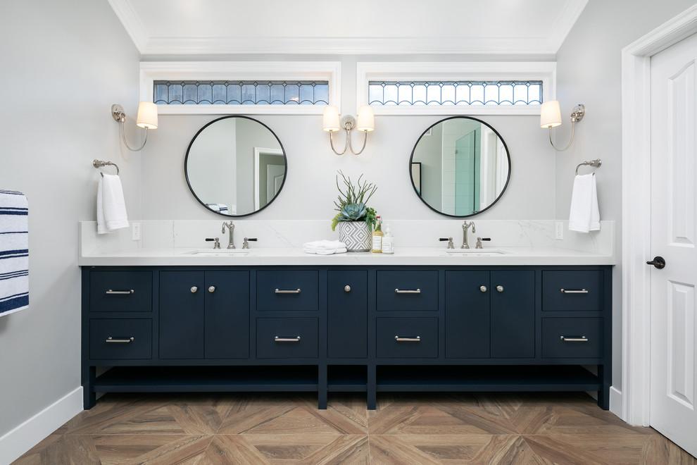 Newport Beach Bathroom Remodel - Beach Style - Bathroom ...